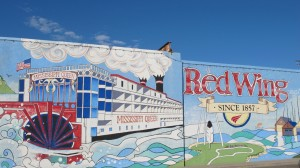 Red Wing Mural