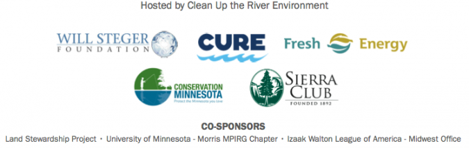 Climate event sponsors
