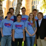 University of MN Morris MPIRG Students with Will Steger, Fall 2013