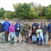 Mussel Field Day Group