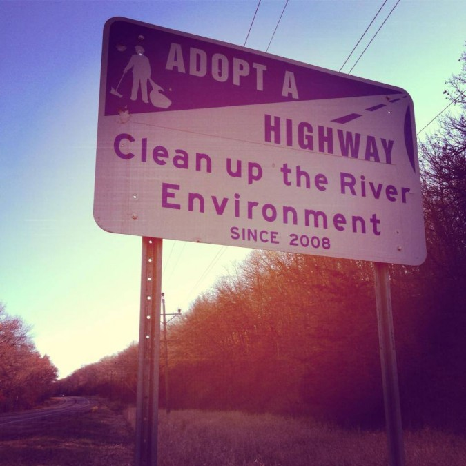 Highway cleaning since 2008