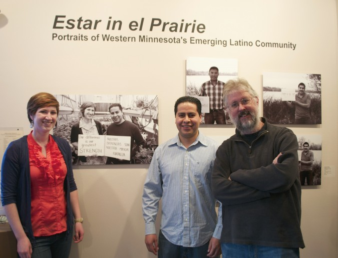 Estar in el prairie