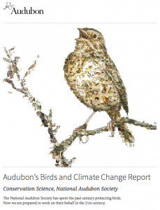 Audubon's Birds and Climate Change Report.