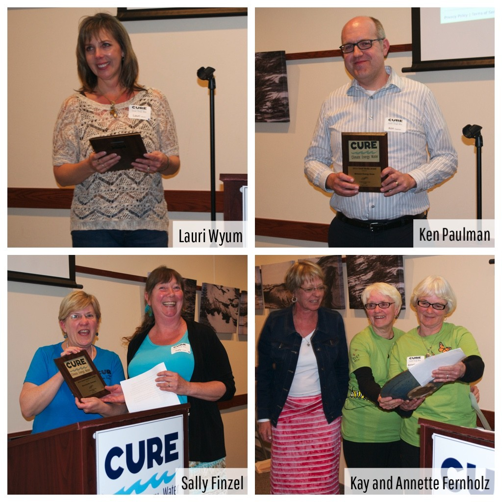 2015 CURE Awards