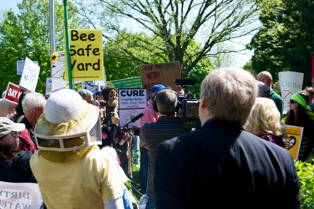 Keep MN Clean Rally_CURE
