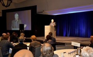 Governor Mark Dayton at the Governor's Water Summit