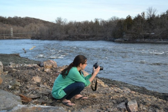 Documenting the Minnesota Falls Dam removal on the Minnesota River.