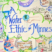 MN Water Ethic Graphic by Audrey Arner