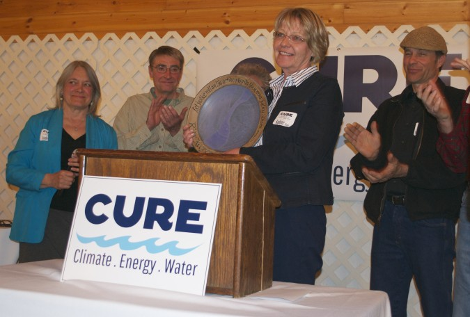 Kylene Olson_2013 RiverKeeper Award
