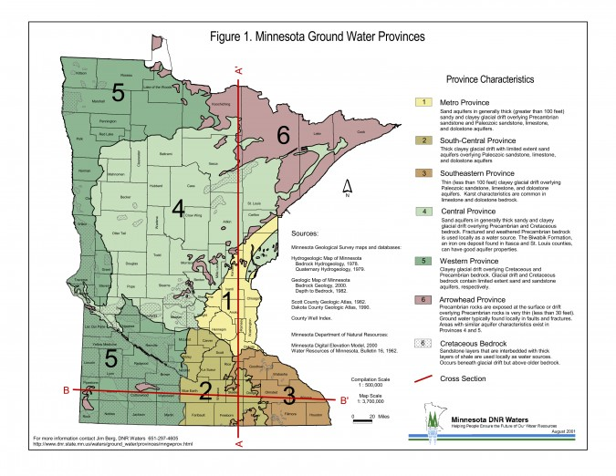 MNGroundwaterProvinces_Map