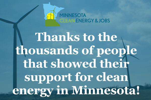 Minnesota Clean Energy and Jobs