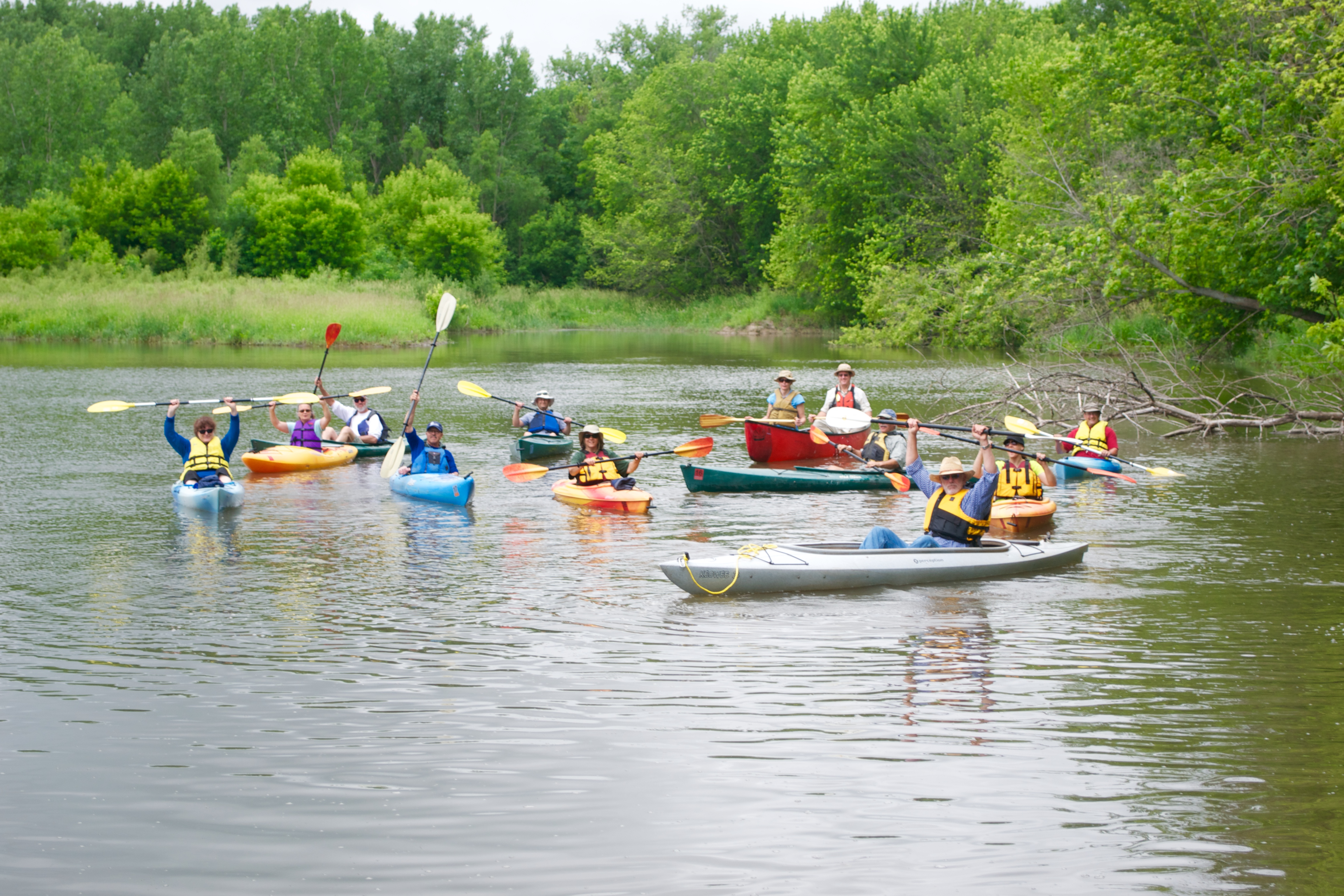River History Weekend_CURE_2015