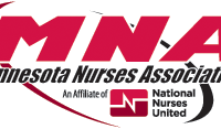 MN Nurses Association Logo