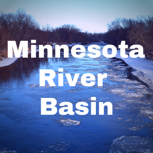 Minnesota River Basin Button