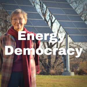 Energy Democracy page button