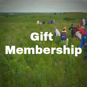 Gift Membership page button