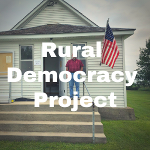 Rural Democracy Project page button