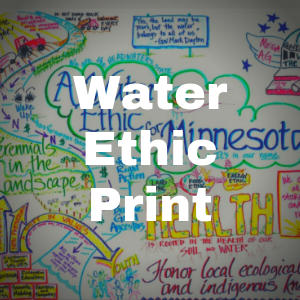 Water Ethic Print page button