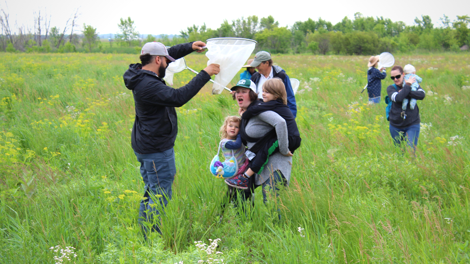 It S Right Here Getting To Know The Tallgrass Prairie At