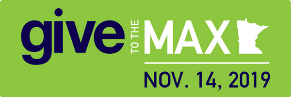 Give to the Max Day 2019 Button