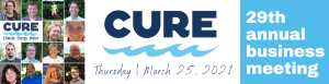 2021 CURE Annual Meeting Banner Image